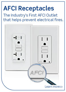 afci outlets  u2013 working to help prevent house fires