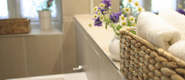 Sprucing Up Your Bathroom - Leviton Blog