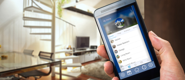 Integrating Leviton Products with SmartThings > Home