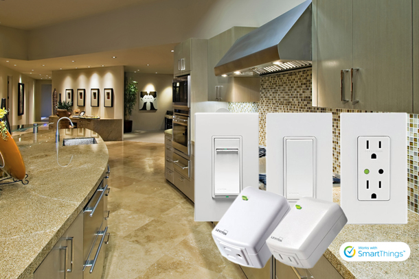 Integrating Leviton Products With Smartthings Gt Home