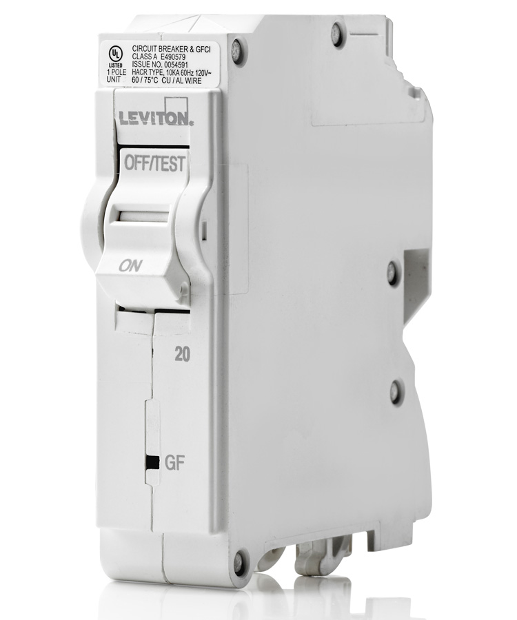 LEVITON CIRCUIT BREAKERS