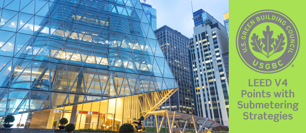 Measuring and Managing Energy to Score LEED V4 Points