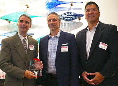 Leviton Receives Award for Innovation