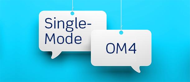 The Market Has Spoken: OM4, Single-Mode Leave No Place for Unproven OM5