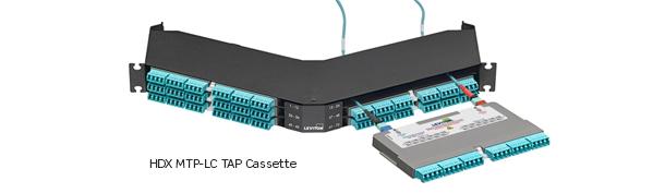 HDX MTP-LC TAP Cassette