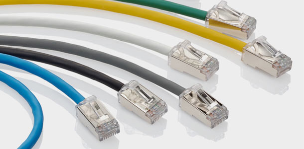 High-Flex Patch Cords Improve Density, Bend Radius, and Network Manageability