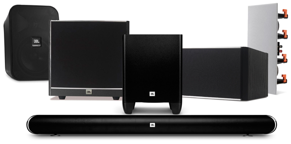 Five New Speakers from JBL