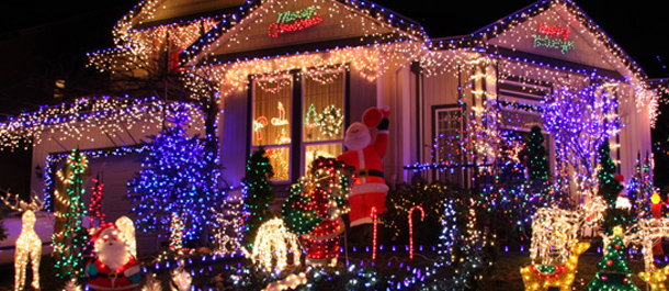 Holiday Safety Tips Outdoor Decorating Gt Safety