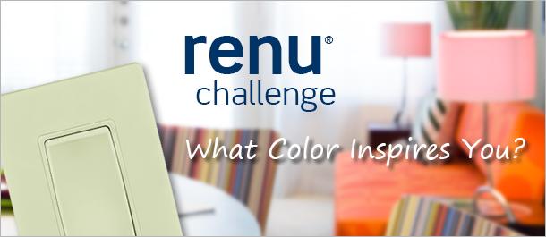 The Renu Challenge from Leviton