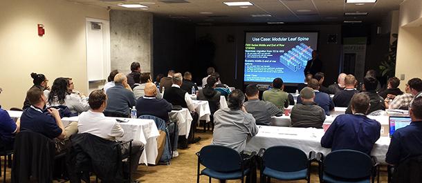 Leviton, Berk-Tek, and Arista Networks Host Data Center Event