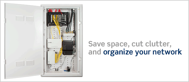 a connected home begins with planning \u003e network solutions \u003e leviton blogstructured media enclosure