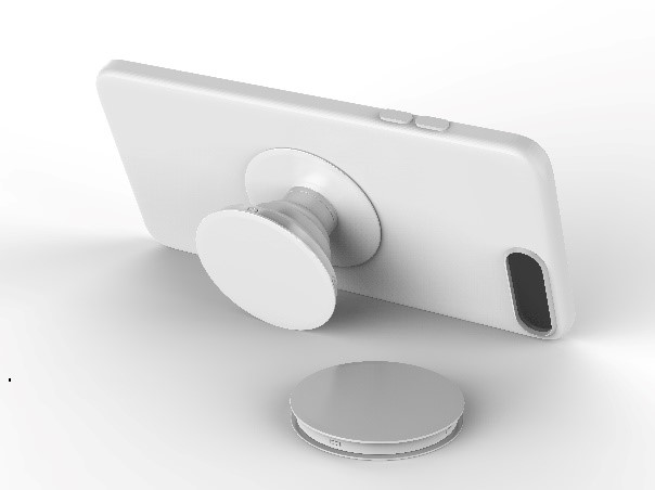 USB pop socket