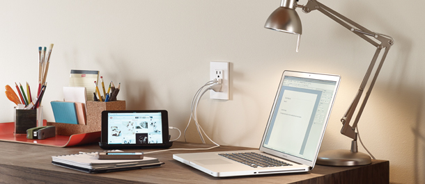USB Charging Receptacles Always Have a Full Battery