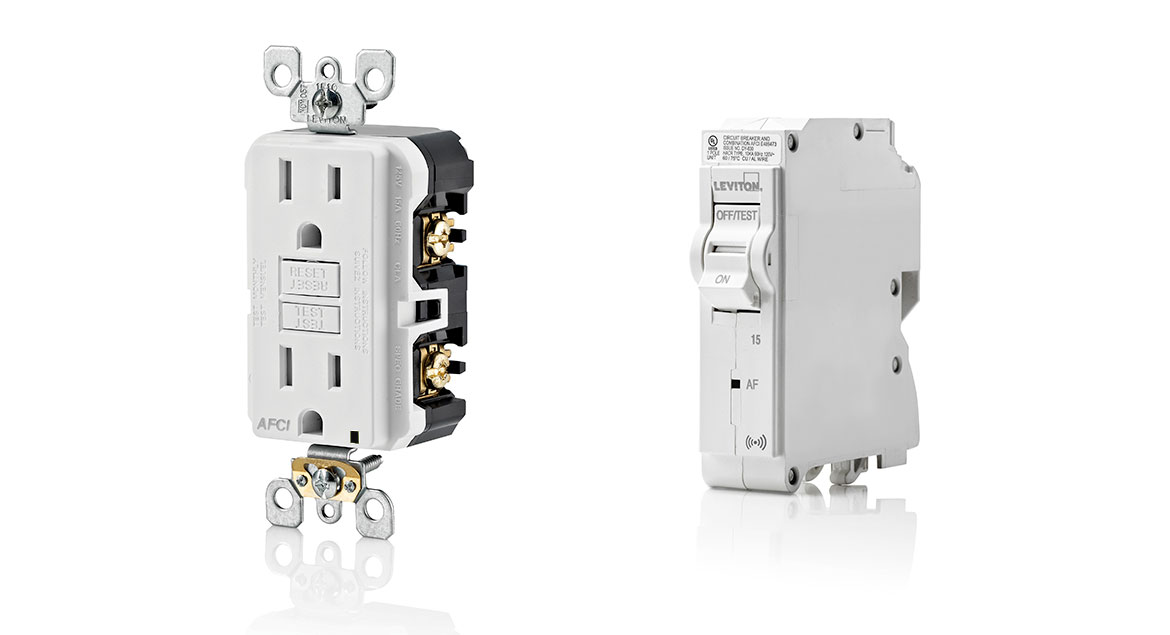 Diagram Afci Breakers And Outlets