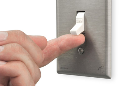 Antimicrobial Wallplates from Leviton