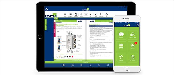 Leviton Launches Company U2019s First Mobile Applications