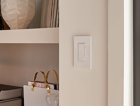 Leviton Decora Digital Dimmer with Bluetooth Technology