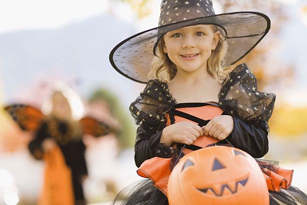 Halloween Safety Tips, Reflective