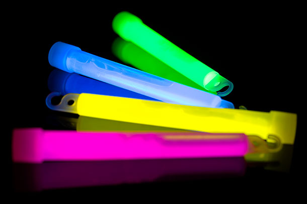 Halloween Safety Tips, Glow Sticks