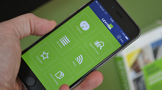 Leviton Mobile Apps