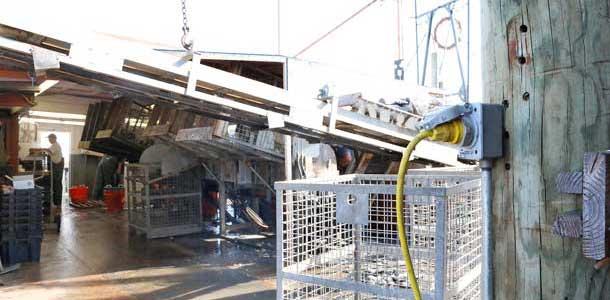 Rhino-Hide NEMA Wiring Devices for Shore Power