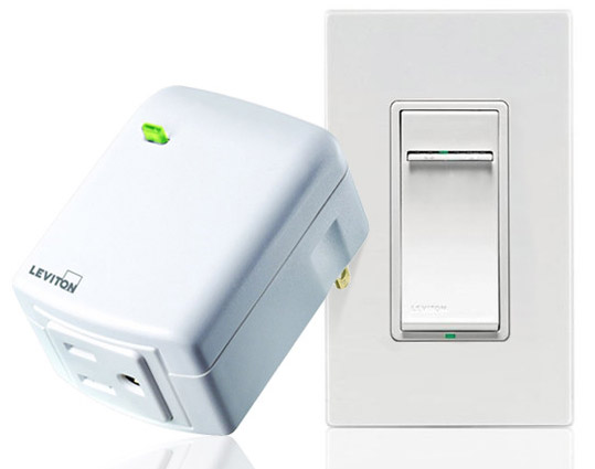 Leviton Z-Wave Products