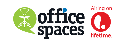 Lifetime TV Show Office Spaces