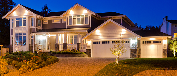 Lighting Effects Outside Your Home Improvement