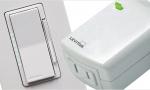 New Lumina RF Wireless Wall Box Dimmers, plus Plug-In Dimmer