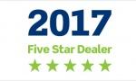 Five Star Dealer Applications Now Open