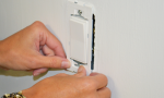How To Install a Screwless Wall Plate