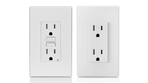 Gfci Outlets And Tamper Resistant