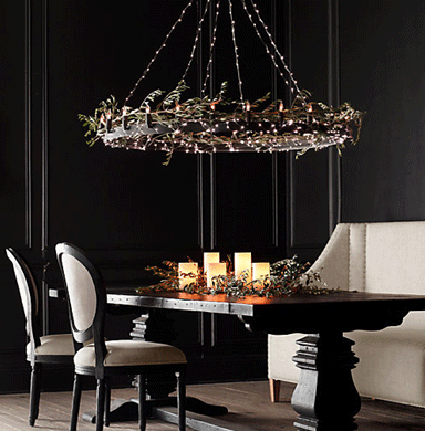 Unique Lighting Ideas For Christmas